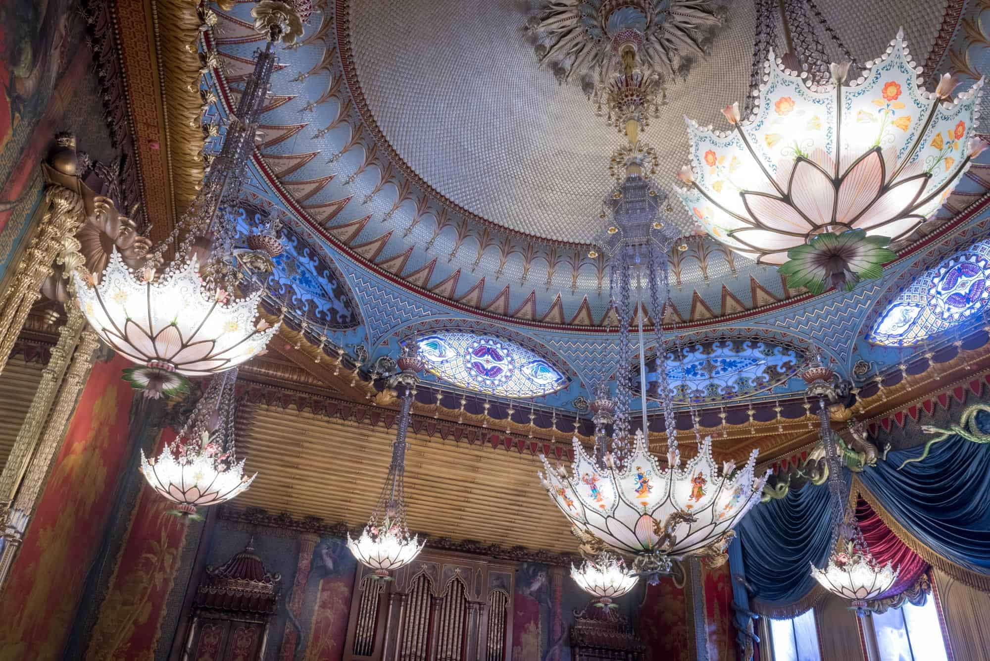 Royal Pavilion Music Room